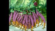 Lihansyöjä-kasvit aikovat syödä Hemulin