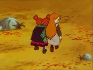 Aliisa ja Noita lähtevät