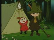 Pikku Myy ja Nuuskamuikkunen (Jenni-täti on miljonääri)