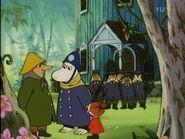 Pikku Myy, Poliisimestari ja eläintarhan miehet