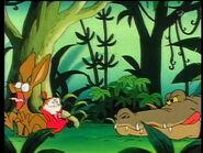 Nipsu, Myy ja alligaattori