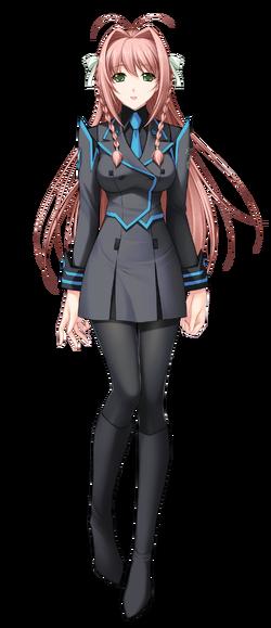 Haruka Chronicles Uniform