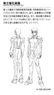Surface Pilot Fortified suit p331