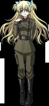 Lise bdu anime
