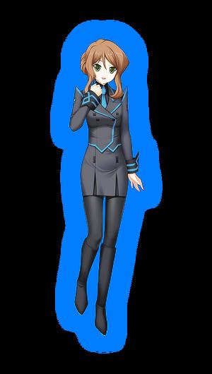 Phoebe TE Uniform