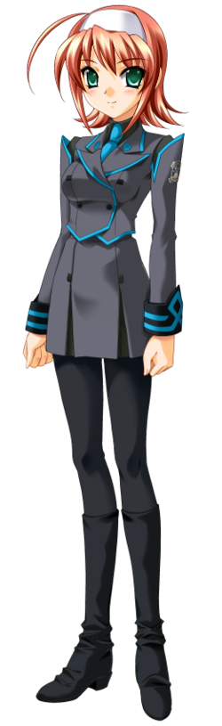 Akane Alternative UN Uniform