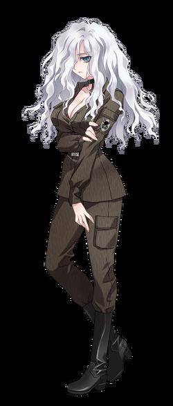 Sylvia BDU 1