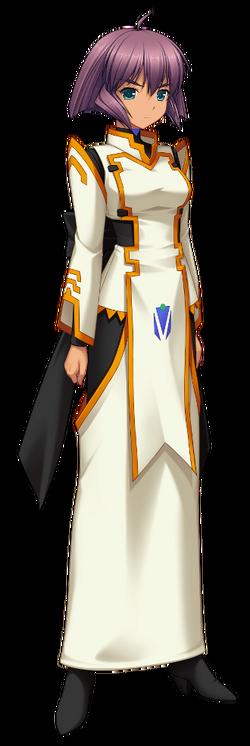 Kamiyo Chronicles 04 Uniform