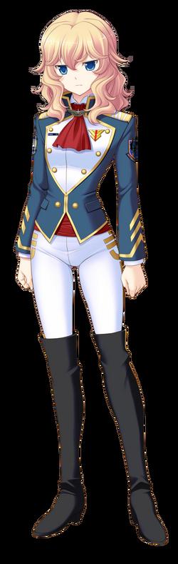 Bernadette Chronicles 04 Uniform