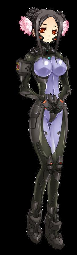 Lan Fortified Suit 1