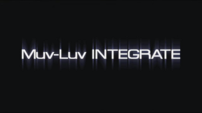 Muv Luv Integrate title