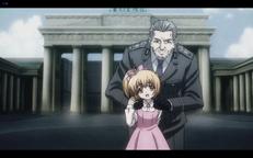 Katia and Her Dad