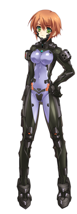 Anett Fortified Suit 1