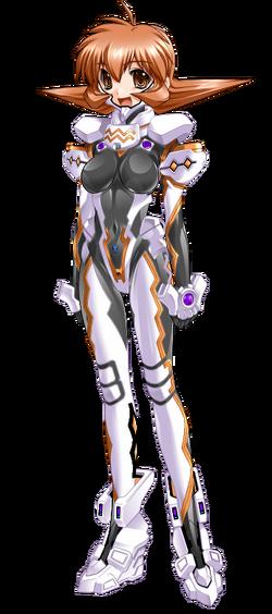 Tomoe Alternative Fortified Suit
