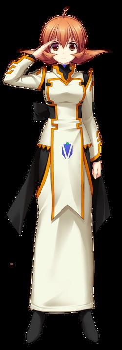 Tomoe Chronicles 04 Uniform
