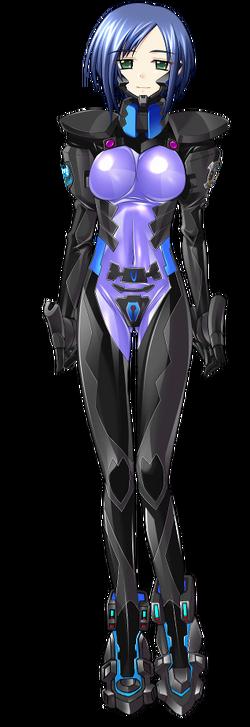 Haruko Alternative Fortified Suit
