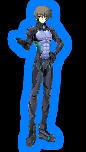 Yuuya TE Fortified Suit