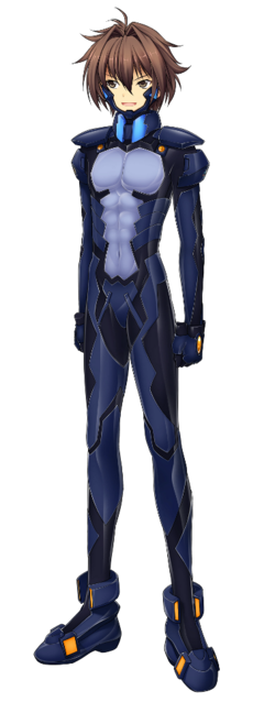Hibiki Chronicles 04 Fortified Suit