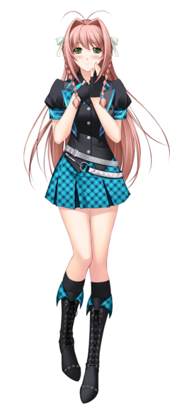 Haruka Chronicles Outfit