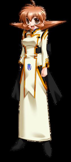 Tomoe Alternative Guard Uniform