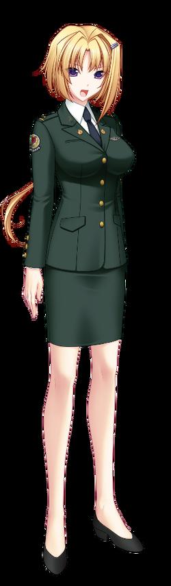 Ellen Chronicles 04 Uniform