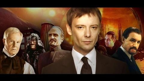 Doctor Who The Master 50th Anniversary Tribute