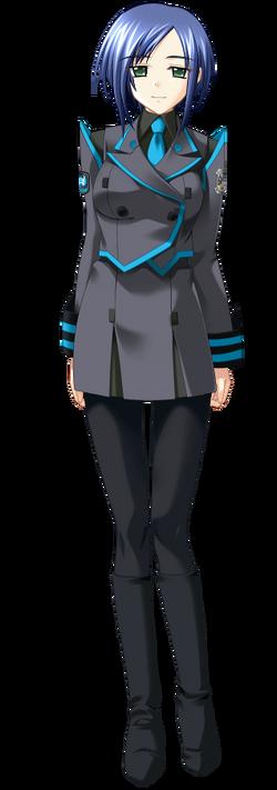 Haruko Alternative UN Uniform
