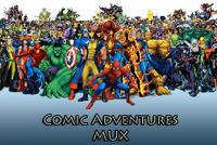 Comic Adventures Mux