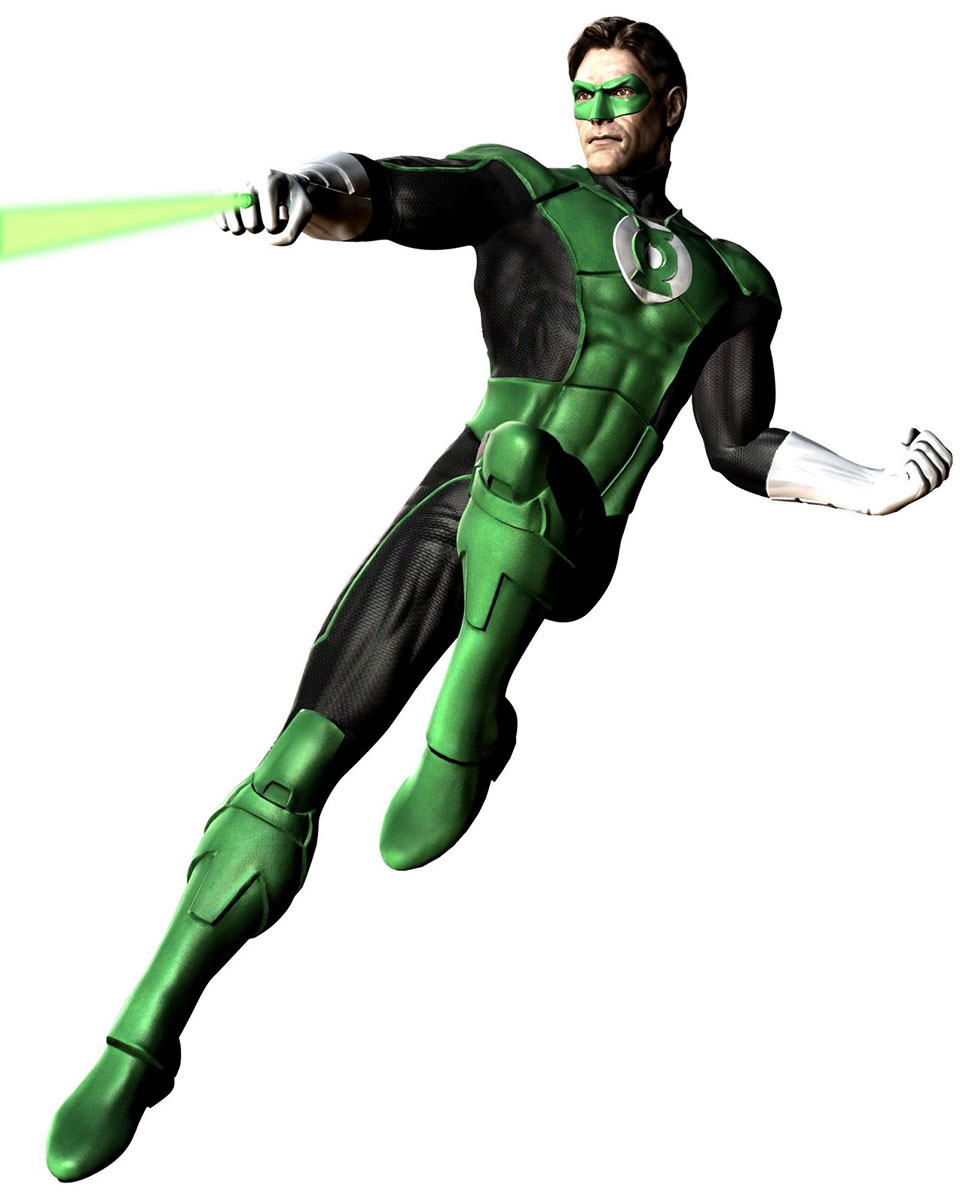 Green Lantern Marvel