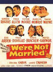 Werenotmarried
