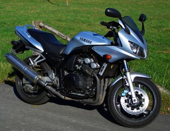 Yamaha FZS600 Fazer (RJ02)