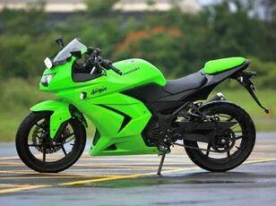Green ninja 3