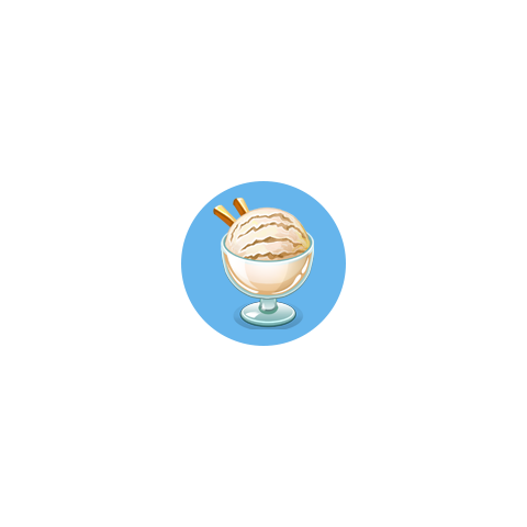 Vanilla Ice Cream (lvl 0)