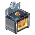 Sweet Roll Oven