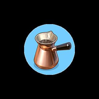 Turkish Coffee (level 37)