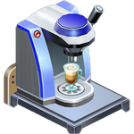 Cappuccino Machine