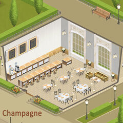 Champagne (Level 31)