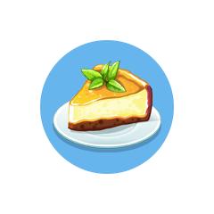 Cheesecake (lvl 4)