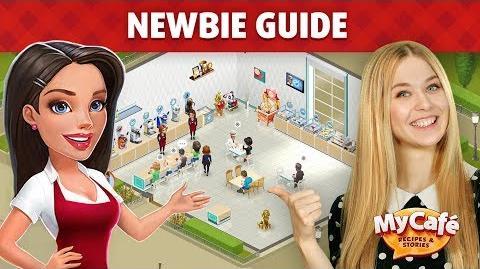 My Cafe Newbie Guide