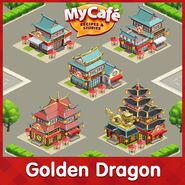 Golden Dragon Structures