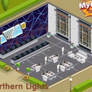 Northern Lights | My Café Wiki | FANDOM powered by Wikia