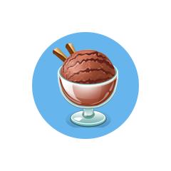 Chocolate Ice Cream (lvl 16)