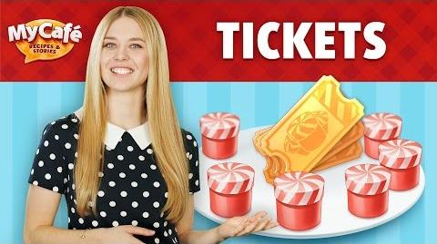 My Cafe Tickets - Where to Get and How to Use Them