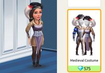 MedievalCostumeFprice