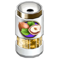 Hazelnuts Container