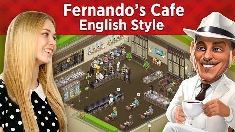 My Cafe English Style at Fernando's