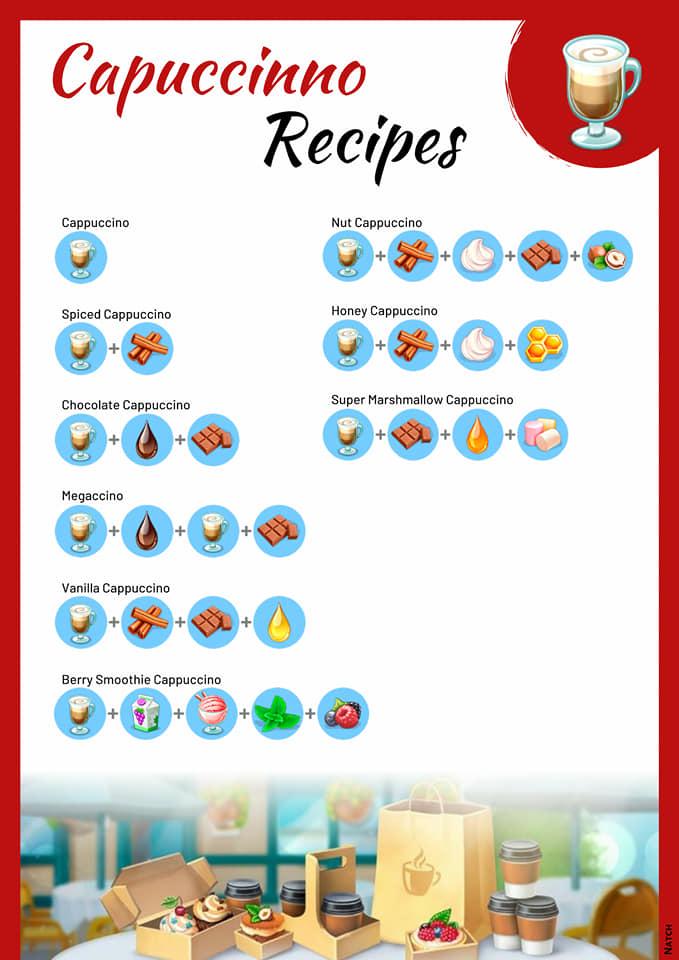 Category:Recipes | My Café Wiki | Fandom