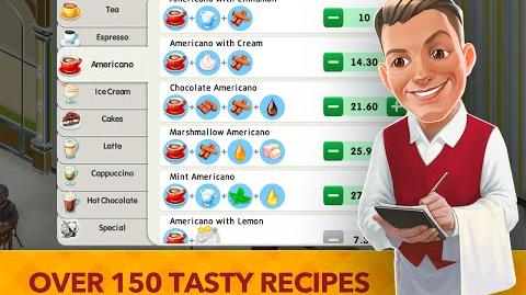 My Cafe Recipes & Stories - Full Recipes List