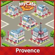 Provence Structures
