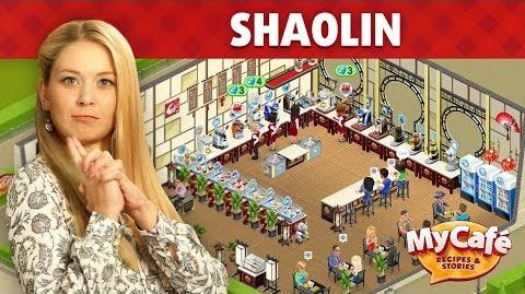 My Cafe in Shaolin Style, Level 9